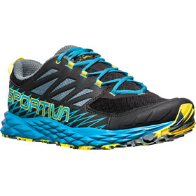 La Sportiva Lycan Shoes Herre black/tropic blue